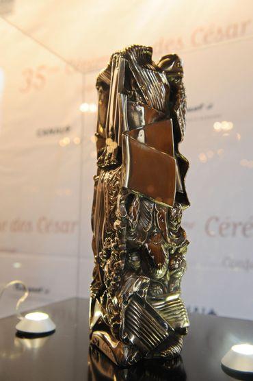 Un César, la prestigieuse récompense du cinéma français