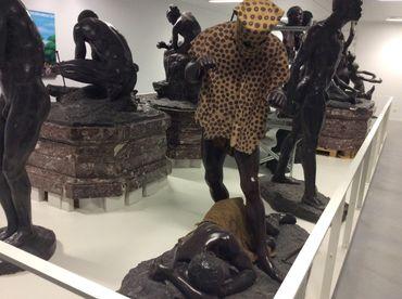 Inauguration du nouveau Musée de l'Afrique centrale