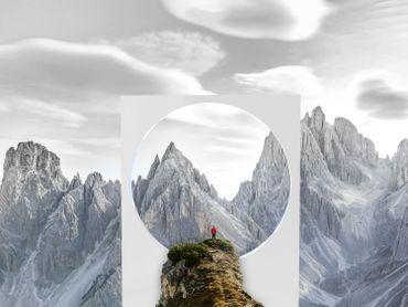 Ré-inventer et ré-enchanter la montagne (image d'illustration)
