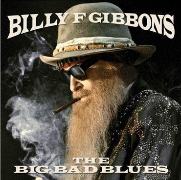 Billy Gibbons: un nouvel album solo