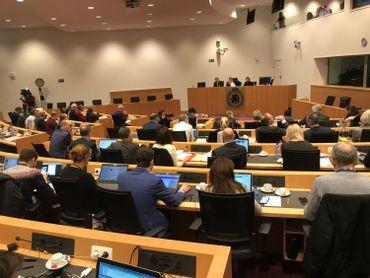 La commission des Relations extérieures a donné son feu vert au Pacte des migration, mercredi. Un avant-goût de ce qui se passera à la Chambre, ce jeudi ?
