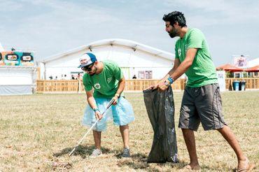 Dour continue sa lutte environnementale, notamment en matière du recyclage du plastique