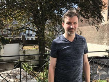 Dirk Jacobs, professeur de sociologie à l'ULB