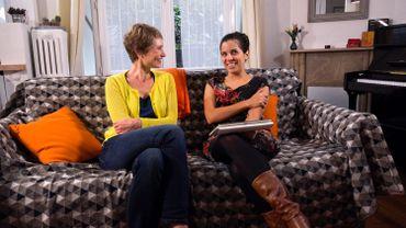 Jodie Devos dans la série Jeunes Solistes Grands Destins