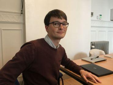 Thomas Wouters, doctorant KULeuven, auteur d'une thèse sur la ségrégation scolaire