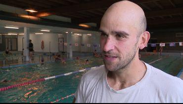François Decamk est professeur d'éducation physique dans la région de Mons