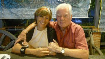 Jacques Careuil et Marie-Hélène Vanderborght, notre journaliste