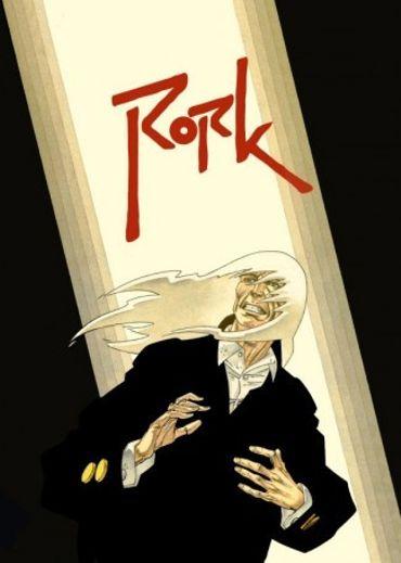 « Rork – L'intégrale 1 » d'Andresa – Ed Lombard