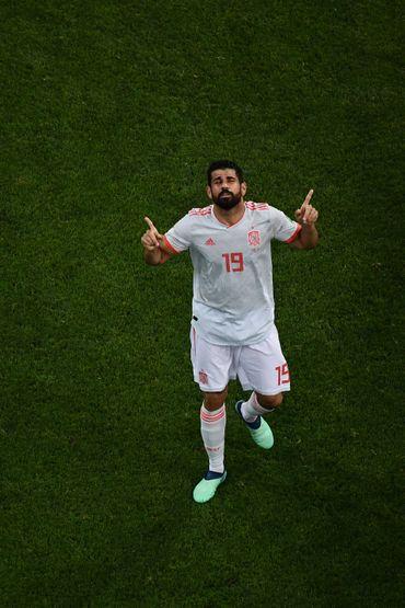 Diego Costa répond à Cristiano Ronaldo
