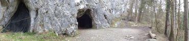 Les grottes de Goyet,