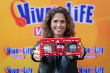 Pensez à Viva for Life lorsque vous décorez votre sapin !