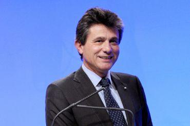 Henri de Castries, patron de l'assureur Axa, préside le groupe Bilderberg