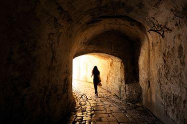 Que faire ce week-end : Un petit voyage dans le futur ou dans un réseau de couloirs souterrain dans