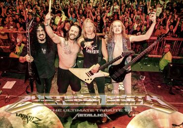 Metallica remplace du matériel volé