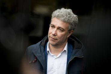 Alain Marron, le ministre bruxellois de l'Energie, le 12 mars