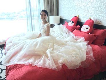 Shan Shan a son mariage