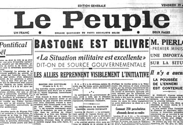 Bataille des Ardennes : Retour sur l'offensive allemande avec la presse de l'époque