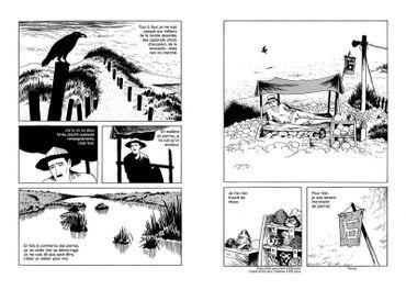 """""""L'homme sans talent"""" de Yoshiharu Tsuge"""