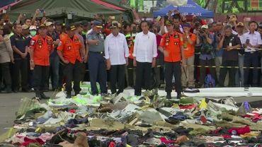 Le crash du vol Lion Air