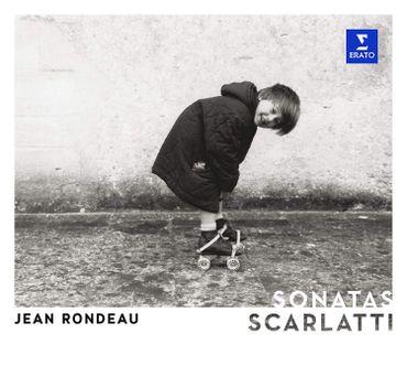 Jean Rondeau -Scarlatti, Sonates.Warner. LODEON 673.