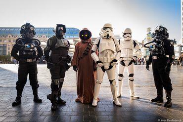 Au concert Star Wars au profit de Viva for Life, tu assisteras