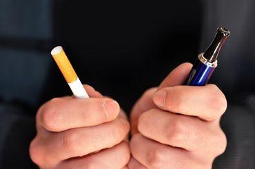 """""""Nos clients risquent de se retourner en masse vers le tabac et les cigarettes traditionnelles »."""