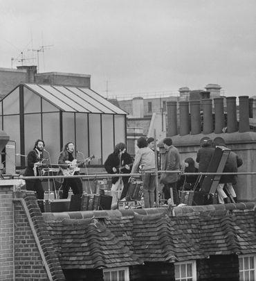 BEST OF: Les Beatles sur le toit d'Apple Corps