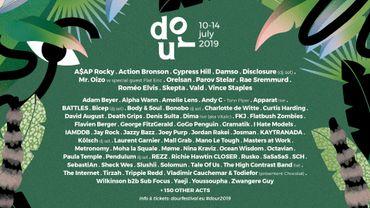 Dour Festival - line up