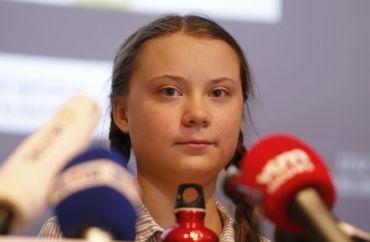 Greta Thunberg a fait de la lutte contre le changement climatique son credo