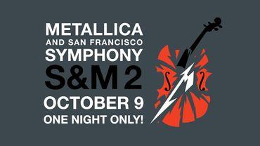 Un extrait de S & M2de Metallica