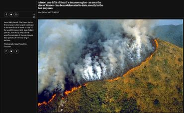 Cette photo a été prise par un photographe de Sipa Press et publiée par The Guardian en 2007