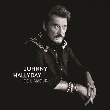 "Johnny Hallyday, ""De l'Amour"" (Warner)"