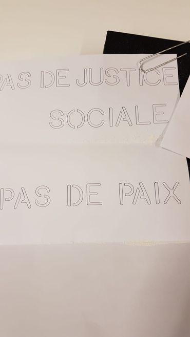 Poudre blanche dans des cabinets fédéraux et de la Fédération Wallonie-Bruxelles