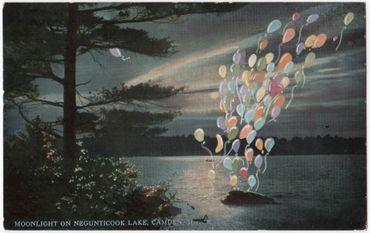 Tom Butler, Moonlit Balloons, 2010