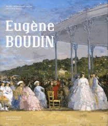 Musée Jacquemart-André, Institut de France, « Eugène Boudin », Fonds Mercator