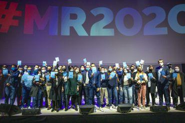 Le congrès du MR