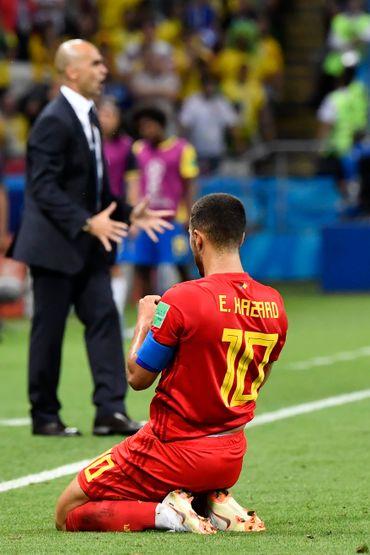 """Hazard : """"Meilleur joueur du Mondial ? Je m'en fous complètement !"""""""