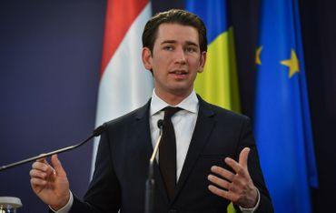 Le chancelier autrichien ne compte pas attendre l'Union européenne.