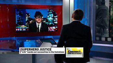 Life, un super héros actif du coté de New York