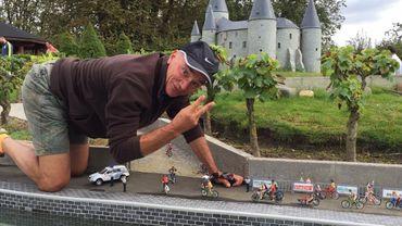 Le Beau Vélo de RAVeL mis en scène au parc Mini-Europe !