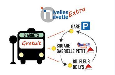 Viva for Life: Les conseils utiles pour venir nous rejoindre à Nivelles...