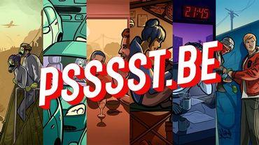 Pssssst est aussi le nom du site qui abrite le jeu