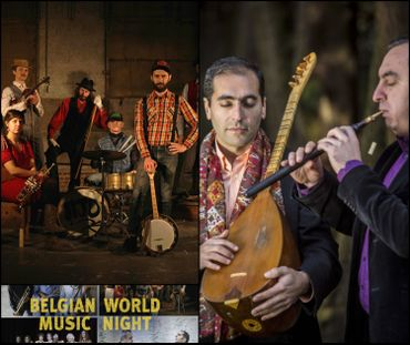 High Jinks Delegation / Emre Gültekin & Vardan Hovanissian