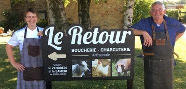 """La Boucherie """"Le Retour"""""""