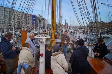 Ostende et le Mercator !