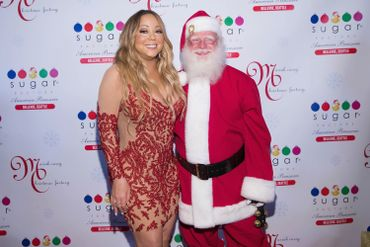 Global Icon Mariah Carey Announces Mariah Carey Christmas Factory During The Grand Opening Of Sugar Factory American Brasserie In Seattle
