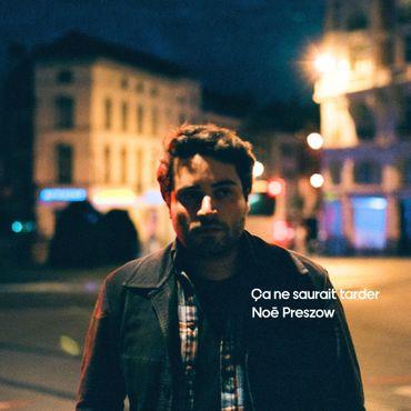 """Noé Preszow joue """"À nous"""" en live, un titre que vous entendrez lors de la Fête de la FWB"""