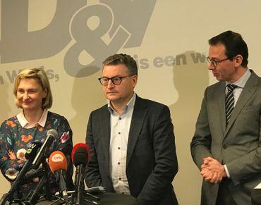 Koen Van den Heuvel va remplacer Joke Schauvliege comme ministre flamand de l'Environnement