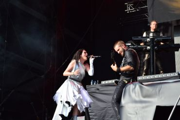 Graspop 2013: Within Temptation