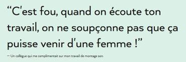 """""""Paye Ton Tournage"""" dénonce le sexisme dans le cinéma belge"""